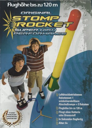 Original Stomp Rocket Set
